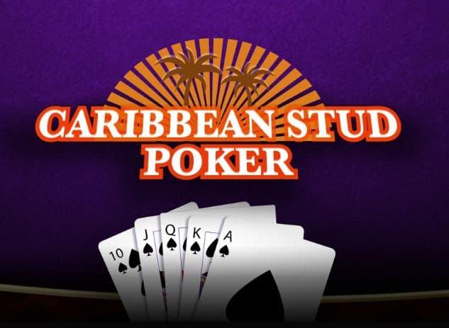 jackpotjoy caribbean stud poker