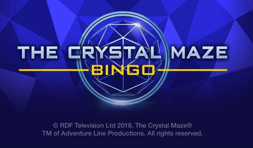 jackpotjoy crystal maze bingo
