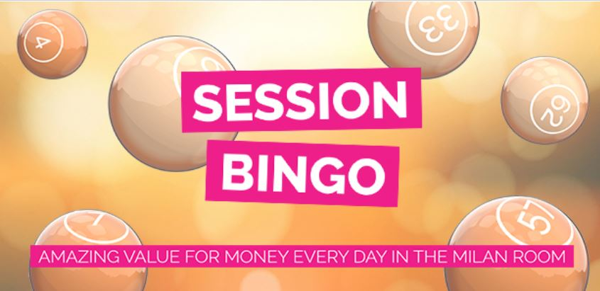 session bingo at fabulous bingo